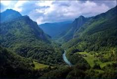 Image result for montenegro canyon