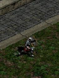 beast runeword necromancer