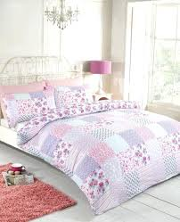 elsa pink patchwork duvet cover girls teenager bedroom patchwork duvet cover sew patchwork quilt covers and