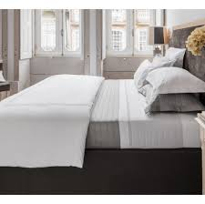 plaza egyptian cotton percale 400 thread bed linen