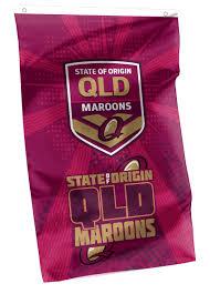 State of Origin QLD Queensland Maroons ...