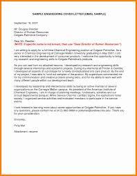 8 Engineering Cover Letter Internship Letter Signature