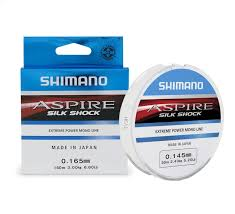 <b>Леска зимняя Shimano Aspire</b> Silk S Ice 50м 0,65кг/0,06мм ...