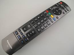 panasonic tv controller. click on an image to enlarge. panasonic tv controller