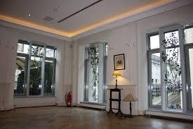 Die Straussbar Florale Konzepte Fensterdekoration Mit Blumen Für