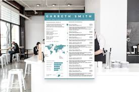 5 Best Infographic Resume Templates Of 2018 Stand Out Shop