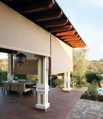 Sonnenschutz Für Ihre Terrasse Komfortable Schattenspender Design