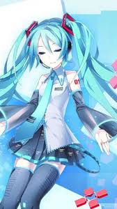 Explore the 2074 mobile wallpapers associated with the tag hatsune miku and download freely everything you like! Hatsune Hatsune Miku S Lyrics Are Being Localized Into English For