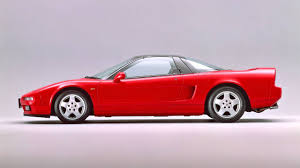 Honda NSX NA1 '1990–2001 - YouTube