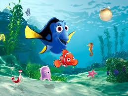 Herausragende Inspiration Tapete Unterwasserwelt Kinderzimmer ...