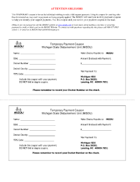 29 Printable Coupon Template Word Forms Fillable Samples