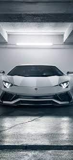 Lamborghini Aventador Iphone X Wallpaper
