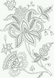 Small Picture Flower Coloring Page 79 Coloring Therapy Pinterest Flower
