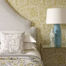 Silver Bedroom Wallpaper Sanderson Traditional To Contemporary High Quality Designer