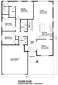 magnificent raised bungalow house plans 2 bedroom plan rb114 903 sq feet