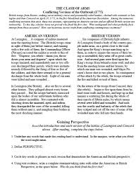 lexington and concord essay persuasive essay on lexington and concord