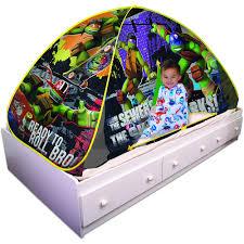Ninja Turtle Bedroom Decor Teenage Mutant Ninja Turtles Bed Tent Babiesrus