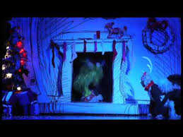Dr. Seuss' How The Grinch Stole Christmas! The Musical - Broadway ...