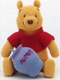 Winnie The Pooh Crochet Pattern Magnificent Ideas