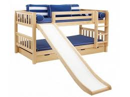bunk bed with slide. Interesting With Appealing Twin Bunk Bed With Slide Only Decor 12  Throughout