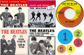 Top 5 Chart Songs April 4 1964 The Beatles Hold Top 5 Chart Spots Best
