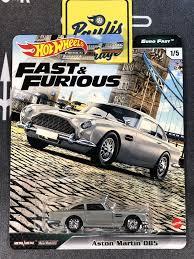 Hot Wheels Premium Fast And Furious Series Euro Fast Paulisdiecastgarage