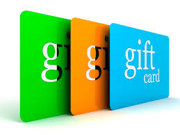 how are we able to offer free gift cards