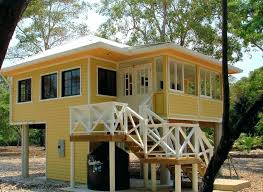 small beach house plans. Beautiful Small Small Beach House Plans On Stilts Pilings Intended