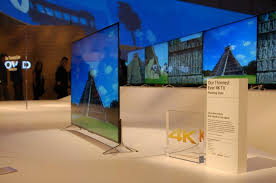 sony tv 4k oled. sony-65-inch-led-tv-is-just-4.9mm sony tv 4k oled o