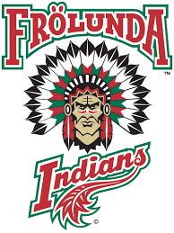 logo of the frölunda indians a hockey team in sweden