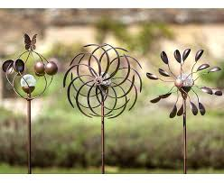 yard wind spinners garden wind spinner outdoor hanging metal wind spinners