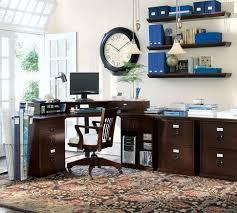 pottery barn bedford rectangular office desk. brilliant bedford pottery barn great desk office set classic style i like the dark to barn bedford rectangular office desk a