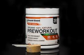 ground based nutrition organic pre workout