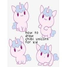 Read online books for free new release and bestseller Cynthia Darden How To Draw Chibi Unicorn For Kid Easy And Fun Drawing Unicorn Book Step By Step Paperback Walmart Com In 2021 Chibi Unicorn Chibi Drawings Chibi