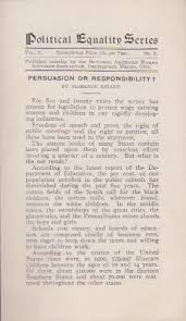 persuasion or responsibility florence kelley first edition persuasion or responsibility kelley florence