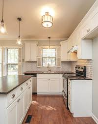 Colorado White Shaker Kitchen Cabinets White Colorado Kitchen