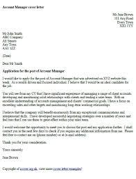 uva career center sample cover letters account manager cover letter example icover sample uva career center