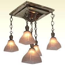 arts and crafts lighting antique shower arts crafts lighting fixture original vintage light shades arts and crafts lighting