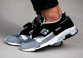 new balance blue. new balance 1500 \u201cdusty blue\u201d available on sneaker district $220. color: black/dusty blue-white style code: m1500psk blue e