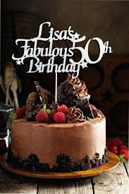 Fiftieth Birthday Cakes Fab Funny 50th Birthday Cakes For Ladies