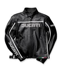 gorcer ducati historical leather jacket