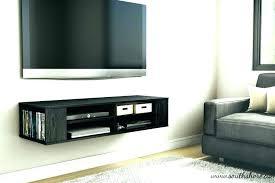 tv shelf ideas floating shelf for wall wall mount with shelves floating wall mount shelf with