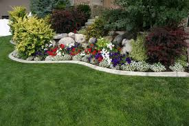 Small Picture Garden beautiful flower bed designs ideas Perennial Flower Bed