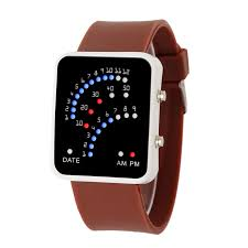 compare prices on futuristic watches for men online shopping buy 2016 women mens watches futuristic sport style multicolor led wrist watch digital women wrist led lights