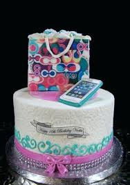 Happy 16th Birthday Cake Girl Designs Sweet Sixteen Cakes Pictures