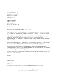 10 Best Images Of Block Format Business Letter Template Full