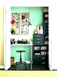 Home office closet ideas Small Office In Closet Ideas Closet Desk Ideas Closet Desk Ideas Office In Craft Organizer Home Office In Closet Ideas Closet Home The Hathor Legacy Office In Closet Ideas Closet Office Ideas Small Closet Office Space