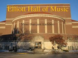 Purdues Elliott Hall Of Music