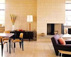 furniture archaiccomely wall tiles design for living room midcentury mid century fireplace ideas modern tiled