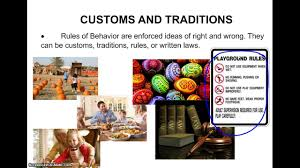 7 Elements Of Culture 7 Elements Of Culture Video Youtube